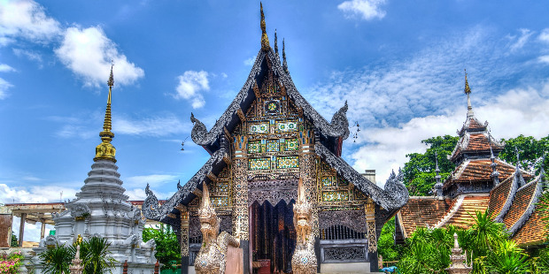 Return flights from Prague to Bangkok - Thailand for perfect price from 391 EUR