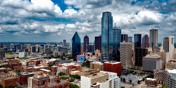 Cheap flights from Amsterdam Netherlands  to Dallas - United States for only 338 EUR roundtrip.