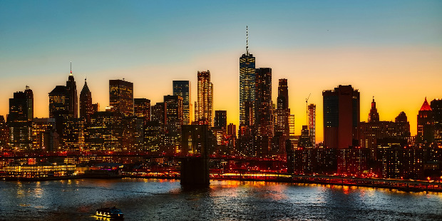 Cheap flights from Copenhagen Denmark  to New York - United States for only 269 EUR roundtrip.