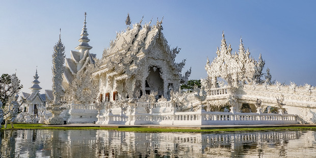 Cheap flights from Kiev Ukraine  to Chiang Mai - Thailand Thailand for only 362 EUR roundtrip.