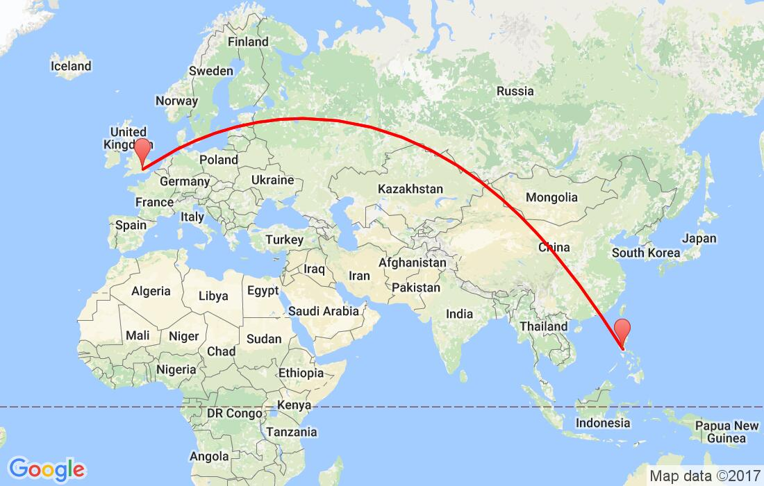 Action Return Flights From London To Manila Philippines
