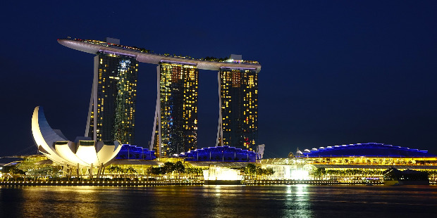 Cheap flights from Sofia Bulgaria  to Singapore - Singapore for only 384 EUR roundtrip.