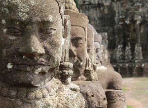 Return flights from Amsterdam to Phnom-penh - Cambodia for perfect price from 401 EUR