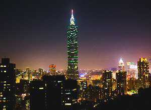 Return flights from Hamburg to Taipei - Taiwan for perfect price from 379 EUR