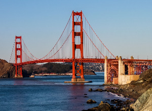 Return flights from Paris to San Francisco - United States for perfect price from 339 EUR