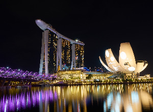 Return flights from Tallinn-ulemiste International, Riga to Singapore - Singapore for perfect price from 384 EUR