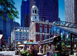 Cheap flights from Barcelona Spain  to Boston - United States for only 170 EUR roundtrip.