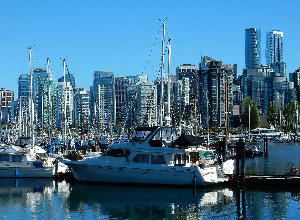 Cheap flights from Berlin Germany  to Vancouver - Canada Canada for only 379 EUR roundtrip.