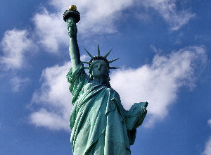Cheap flights from Paris France  to New York - United States for only 241 EUR roundtrip.
